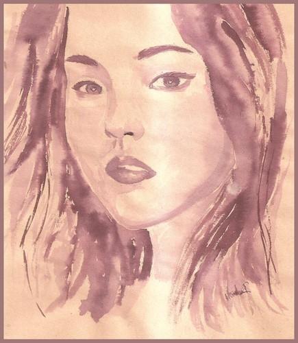 Devon Aoki by jinsei